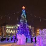 На Новый год в Белоруссию