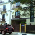 Гостевой дом «Парус» в Архипо-Осиповке