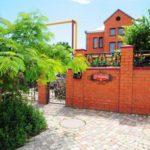гостевой дом «Райская усадьба» в Витязево
