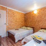 Гостиница «Золотой якорь» в Архипо-Осиповке
